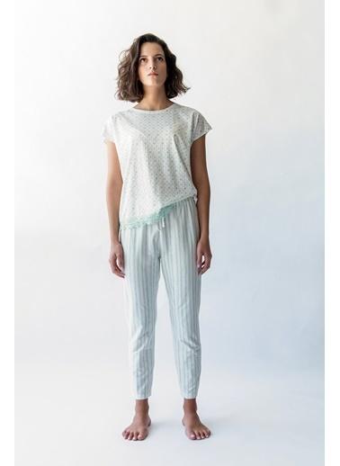 Hays Pijama altı Yeşil
